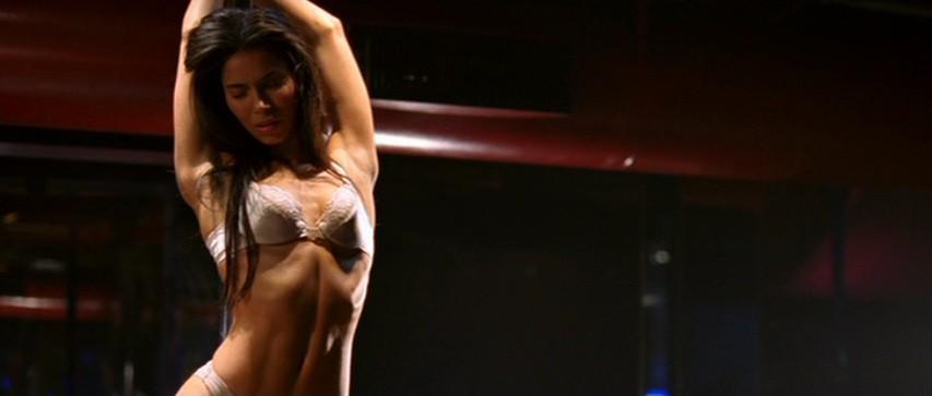 Very hot striptease